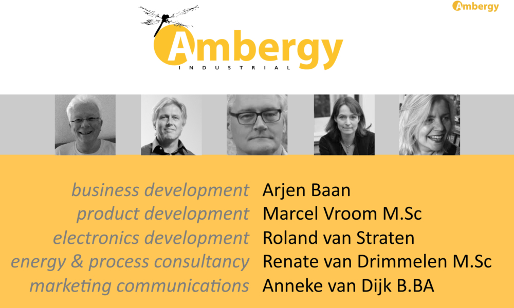 Ambergy-Organisation